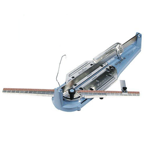 how to use sigma brevettata tile cutter