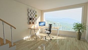 7 Best Improvements to Make Your Home Office More High-Tech & Energy-Efficient