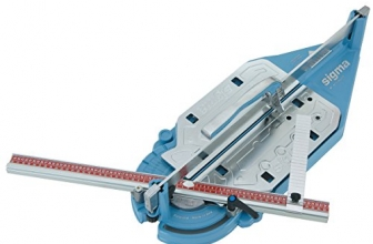 Sigma 3B2 26 inch Pull Handle Tile Cutter Review